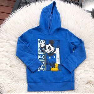 Disney Mickey Mouse Peace Sign Softest Hoodie 6